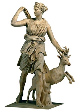 artemis goddess of moon. Artemis Goddess of